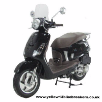 SYM FIDDLE 2 S 125cc